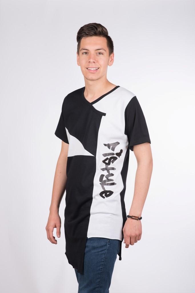 Fistyle Bi-Color Noir-Blanc