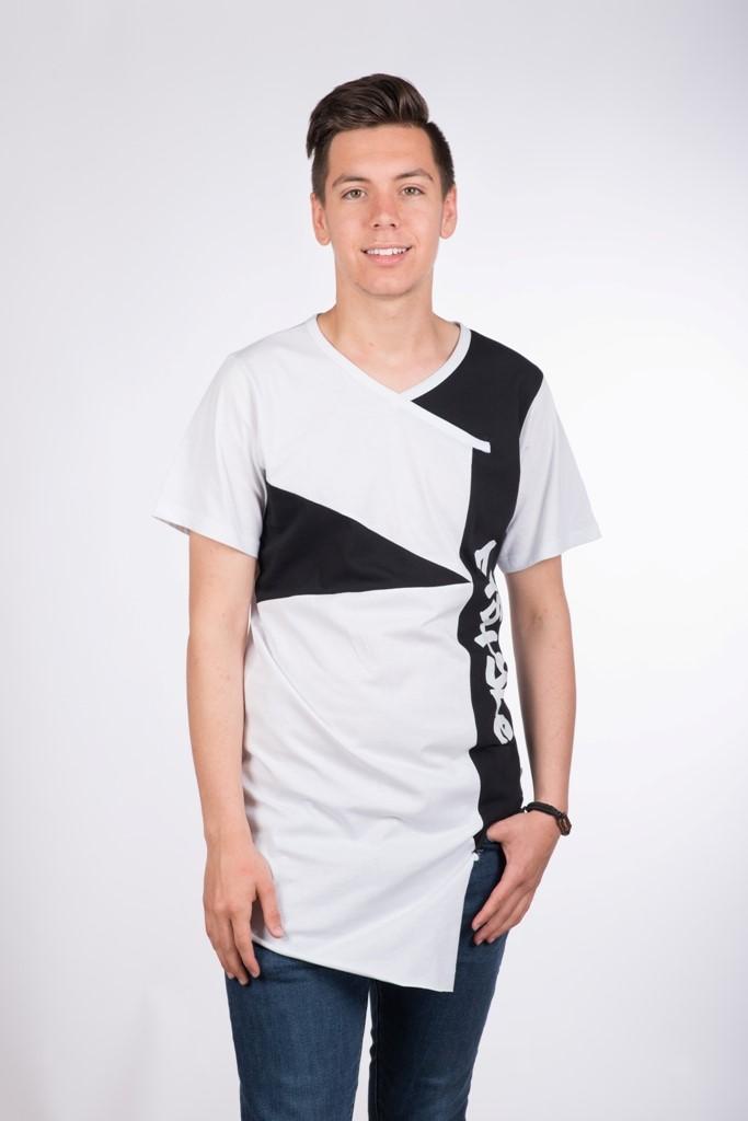 Fistyle Bi-Color Blanc-Noir